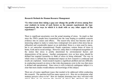 resources for research papers research paper on human resource management free