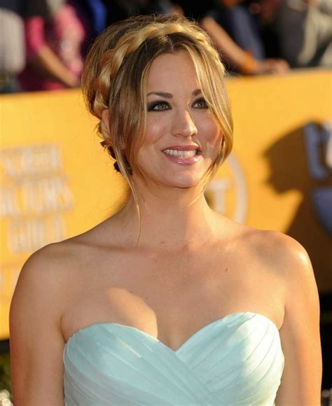updo penny from big bang how to 3634 best images about kaley cuoco on pinterest kaley