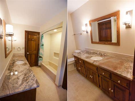 bathroom update updated bathrooms 28 images lofty remodel sfgate