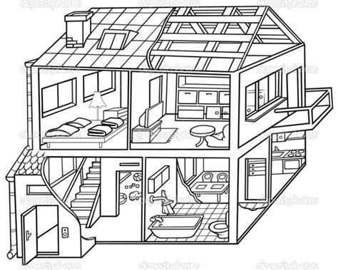 inside house coloring page design your dream house with maximal maximal interiors
