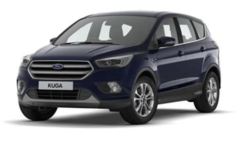 New Ford Kuga 2018 by New 2018 Ford Kuga Gets An Upgrade