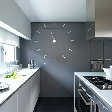 Large Kitchen Wall Decor by Large Kitchen Wall Clocks Best Decor Things
