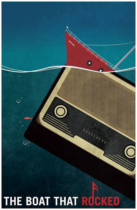 the boat that rocked quot the boat that rocked movie poster quot posters by flef