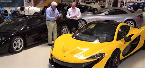 Leno S Garage Cnbc by Leno S Garage To Air On Cnbc Autofluence