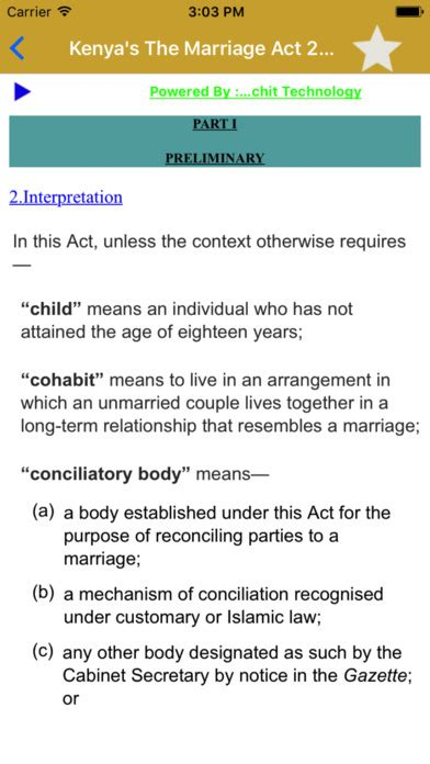 highlights of the marriage act 2014 kenya law kenya s the marriage act 2014 by rachit technology private