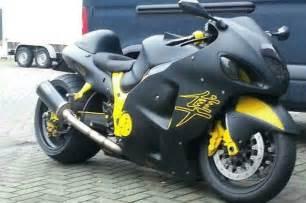Suzuki Busa Flat Black Suzuki Hayabusa Gsx 1300 R Cars Motorcycles