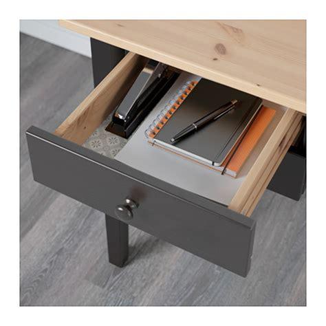 ikea matratze 140x70 arkelstorp desk black 140x70 cm ikea