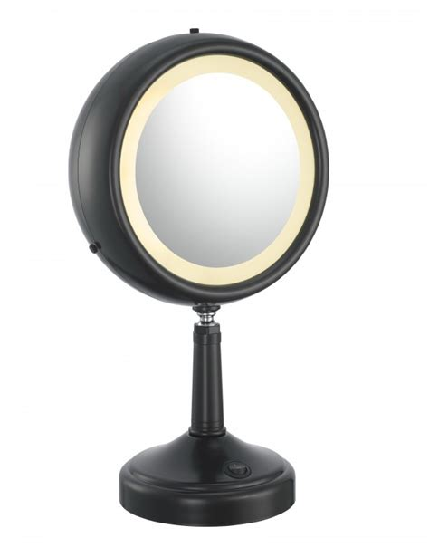 lighted magnifying l walmart magnifying mirror with light walmart home design ideas