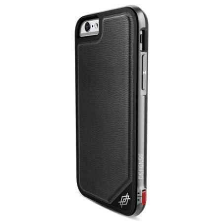 x doria defense iphone 6s 6 tough black leather mobilezap australia