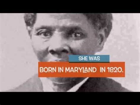 Harriet Tubman Biography Youtube | harriet tubman by sarina youtube
