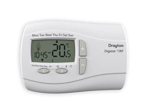digistat 3 rf drayton controls heating controls trvs
