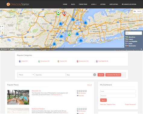 listing themes wordpress free top 15 directory and listing free and premium themes for