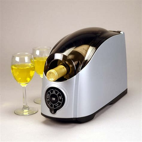 cool wine which is the best single bottle wine chiller for your home