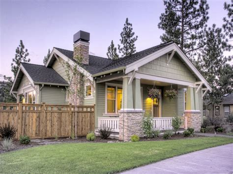 craftsman home styles northwest style craftsman house plan single story