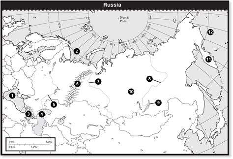 russia central asia map quiz russia map quiz physical features