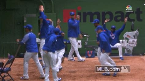 new year for cubs the cubs bullpen has begun a new tradition mlb