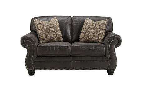 Breville Charcoal Loveseat 8000435 Love Seats