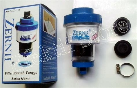 Penyaring Air Serbaguna Zernii Water Filter zernii saringan keran air saringan filter kran air
