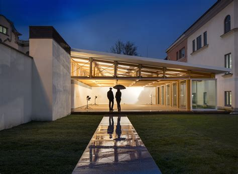 Ie Mba Singapore by Ie Paper Pavilion Shigeru Ban Architects Archdaily