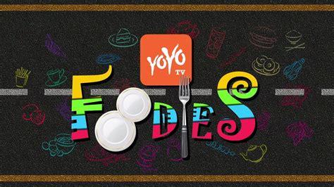 channel yoyo yoyo foodies coming soon lets find tasty