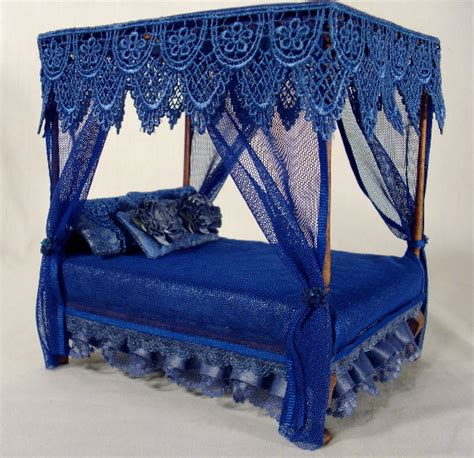 blue bed canopy gallery of custom work
