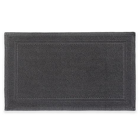bed bath and beyond athens buy kassatex athens bath rug in black from bed bath beyond
