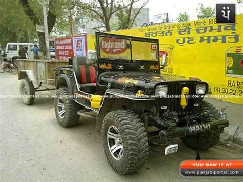 Landi Jeep Price In India And Sport Willys Jeep Punjab