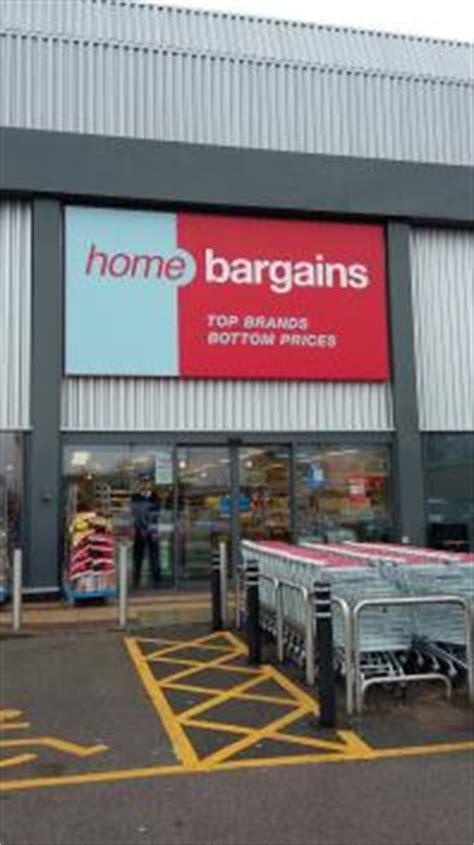 home bargains bognor regis retail park opening times