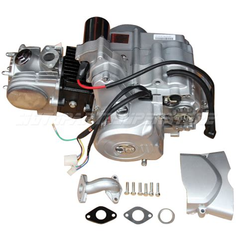 125cc Engine Motor Automatic W Reverse 50cc 70 90 110cc Ebay