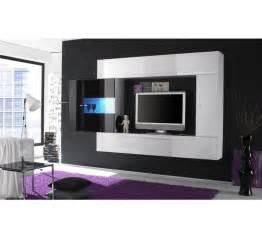 meuble de tele moderne meuble t 233 l 233 laqu 233 blanc 3167