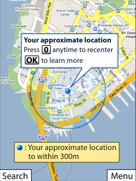 maps for mobile maps for mobile adds my location feature cnet