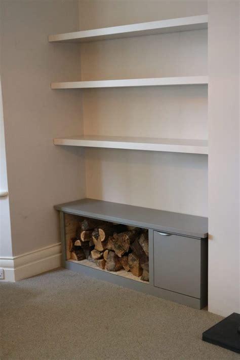 modern alcove units tynemouth handmade furniture