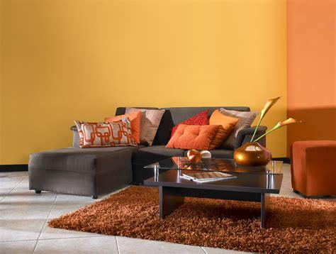 dos imagenes juntas latex 10 salas decoradas en color naranja tips para el dise 241 o de
