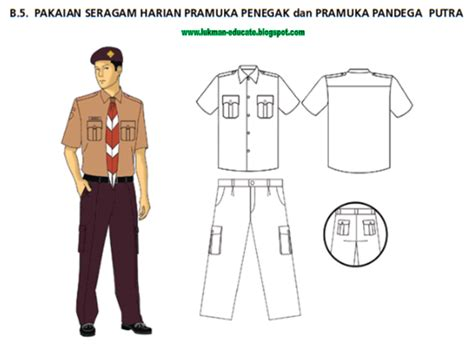 Baju Pramuka Penegak Putri No 13 pakaian seragam pramuka terbaru lukman nulhakim