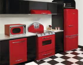 Retro Kitchen Appliances by Kitchen And Residential Design Elmira S Northstar Series