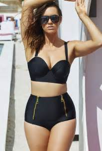 7 Style Tips For A Large Bustline by 7 Tips To Choose A Swimsuit For Your Shape Top