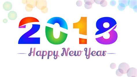 new year 2018 outlook best whatsapp 2018 new year status messages greetings images