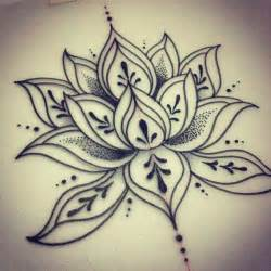 Lotus Floral Design 1000 Ideas About Lotus On Tattoos