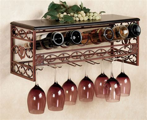 refine your home with wine bottle themed accessories