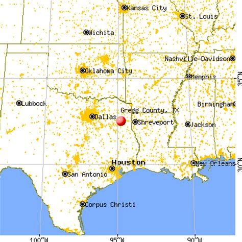 map of gregg county texas gregg county texas detailed profile houses real estate cost of living wages work