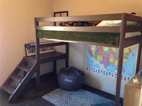 diy loft bed  projectsatobn