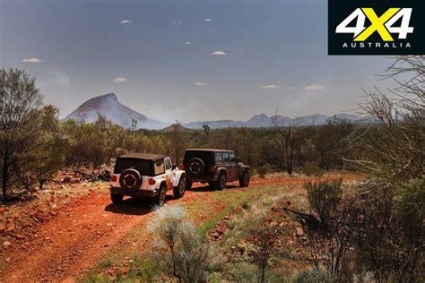 australian outback jeep 2018 jeep wrangler jl first australian drive 4x4 australia