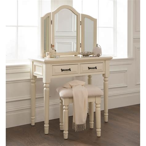 brittany shabby chic dressing table set available online now