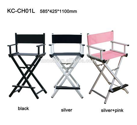 Folding Barber Chair by Portable Lightweight Aluminum Director Chair Barber