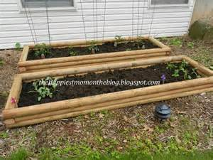 Landscape Timber Ideas Diy Raised Garden Boxes These Planters Are Easy To Make