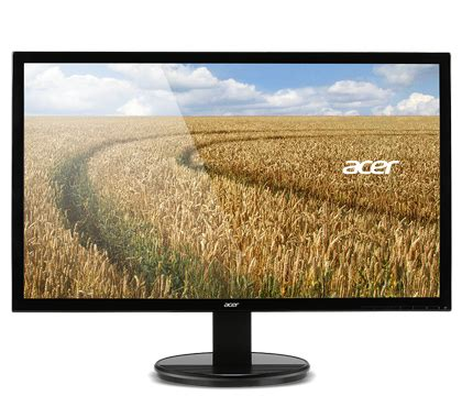 Acer K202hql Led Monitor 19 5 Inch acer monitors