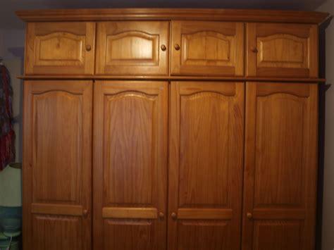 armoire 4 porte armoires en pin occasion annonces achat et vente de armoires en pin paruvendu