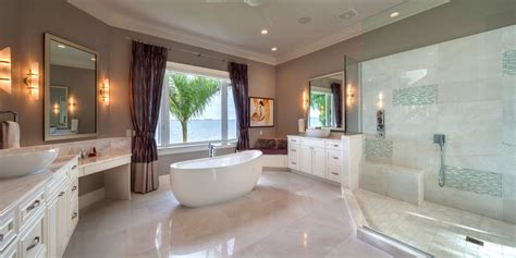 Shower Bath Tub master bathrooms hgtv