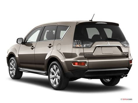2012 mitsubishi outlander prices reviews and pictures u s news world report