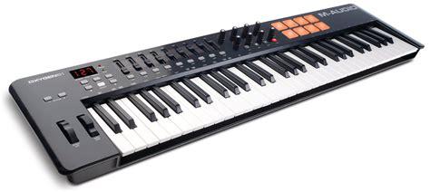 Keyboard M Audio m audio oxygen 61 iv usb midi keyboard controller pssl
